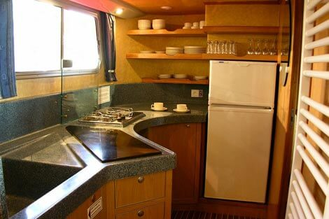 Penichette 1180FB P1180FB kitchen
