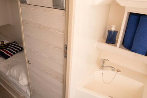 Horizon 5 large horizon bathroom