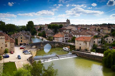 Boating Holidays in Aquitaine