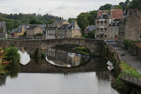 Dinan - Old Port Area