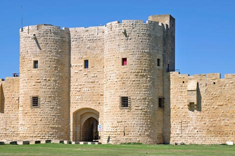 City Walls of Aigues Mortes