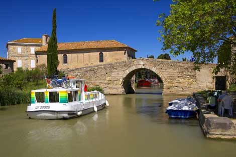 Boat Hire in france