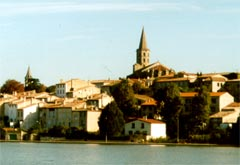The basin at Castelnaudary