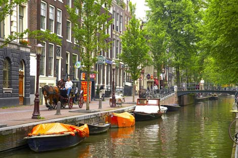 Boat Hire in Holland