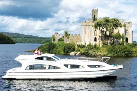 Ireland Boating Holidays