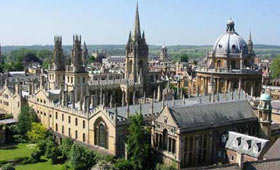 Oxford and its colleges