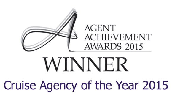 Cruise Agency of the year 2015